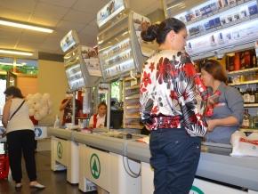 Supermercado en Georgia