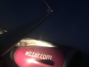 Wizz air planea volver a Georgia en Marzo de 2021