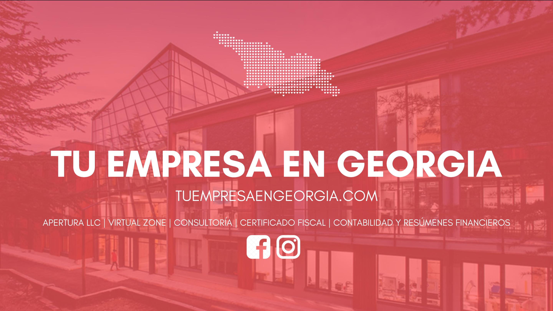 Portada Tu Empresa en Georgia